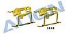 150 Landegestell, gelb