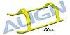 Landegestell,  fluoreszierend gelb