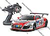 1:10 RC XBS Audi R8 LMS w/Car