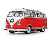 1:10 RC VW Bus Type2 Lack. (T1) (M-06)