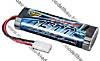 Akku Racing Pack 7,2V/1500mAh NiMH