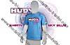 HUDY T-Shirt Hellblau (L)