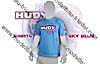HUDY T-Shirt Hellblau (M)