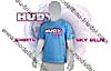 HUDY T-Shirt Hellblau (XXL)