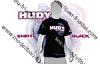 HUDY T-Shirt schwarz L