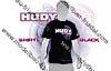 HUDY T-Shirt schwarz M