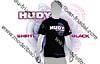HUDY T-Shirt schwarz XL