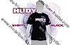 HUDY T-Shirt schwarz XXL