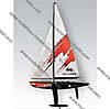 Racing-Segel-Yacht NAULANTIA