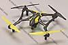 Dromida Vista FPV Quadcopter RTF Gelb