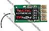 TR424 2.4GHz 4CH Micro Empfän