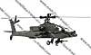 Blade Micro Apache AH-64 BNF