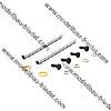 Blade 180 CFX: Spindel Set