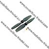 Blade 200QX: Propeller grau