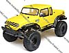 Barrage 2.0 Brushed,Yellow: 1/12 4WD RTR