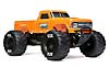 1/10 AMP CRUSH MT 2WD: Orange RTR INTL