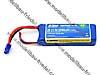 E-flite 3S 11,1V 2200mAh 30C LiPo-Akku m