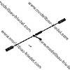 E-flite Blade Tandem-Paddelstange: Tande