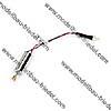 E-flite Blade Motor m. Ritzel linksdrehe