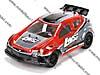 Losi Micro Rally-X 1/24 4WD RTR, rot