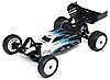 Mini-B, Brushed, RTR: 1/16 2WD Buggy, Bl