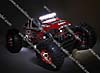 Losi Night Crawler 2.0 RTR: 1/10 4WD Roc