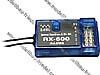 RX-600 6-Kanal Empfänger (2.4GHz FHSS)