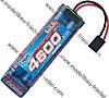 Hyper Pack 4600 - 8.4V - 7-Zellen Straig