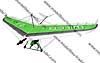 PunkAir Wilco 1.3 ARF Grün