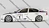 KAROS.BMW 320SI WTCC GLAS