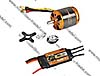 D-Power Brushless Set AL2835-10 & 20A Co