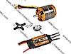 D-Power Brushless Set AL2835-10 & 20A Co