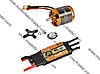 D-Power Brushless Set AL2835-6 & 40A Com
