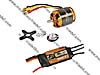 D-Power Brushless Set AL2835-9 & 20A Com