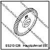 Hauptzahnrad 55T - BEAST BX / TX