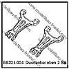 Querlenker oben (2 Stück) - BEAST BX / T