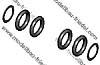 O-Ring Set mittlere Dämpfung