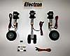 Einziehfahrwerk-Set elektrisch