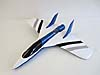 Kolibrijet blau/weiss