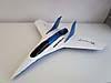 Racingjet-T blau/weiss