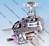 2- Wellen- Helikopterturbine, SPM 5-HM