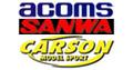 Acoms / Sanwa / Carson